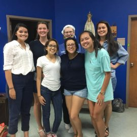 Meet Your Student Volunteers: Cynthia Ledezma