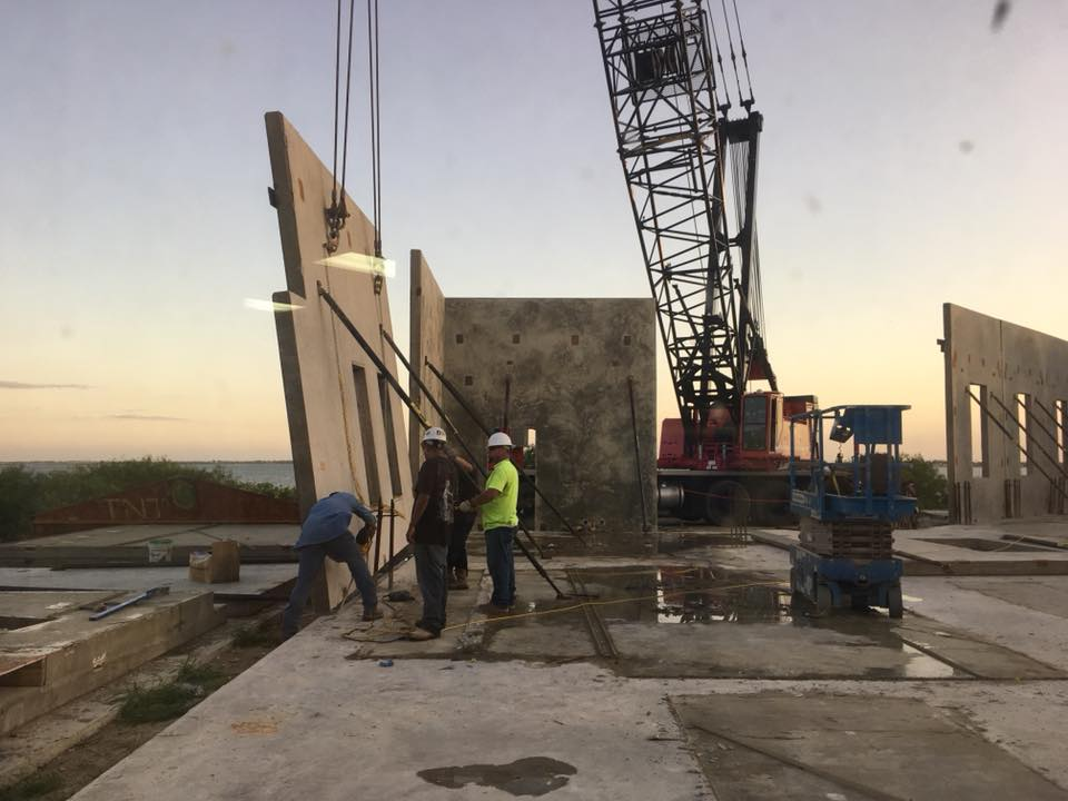Walls-going-up